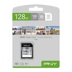 PNY Carte mémoire SD 128Go...