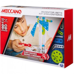 MECCANO Kit d'inventions –...