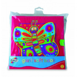GALT Livre Tissu Géant