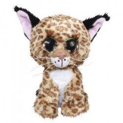 Peluche Lynx 24 cm