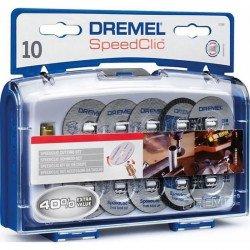 DREMEL 10 disques a...