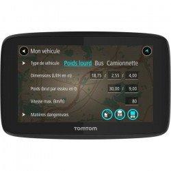 TomTom GPS Poids Lourds –...