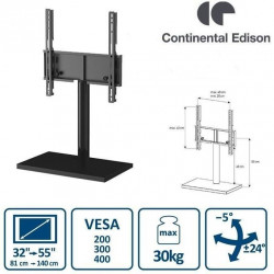 Continental Edison Support...