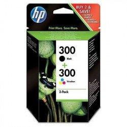 HP 300 pack de 2 cartouches...